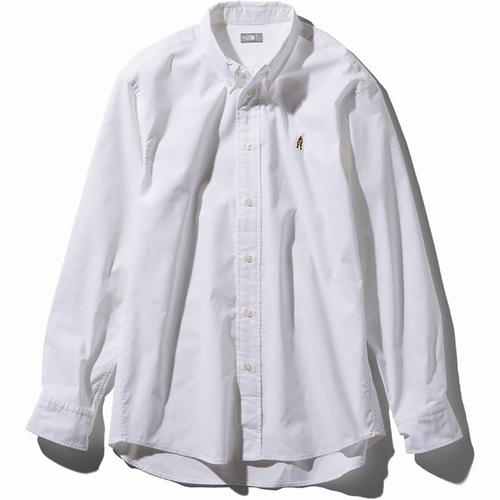 L/SHimRidgeShirt THENORTHFACE(ザ・ノースフェイス)(ロングスリーブヒムリッジシャツ)-W