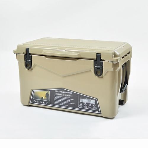 iceagecooler45QTTAN ケンコー社(ICEAGEクーラーボックス45QT タン)-TAN