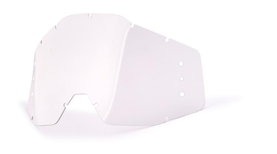 全商品オープニング価格 100% FORECAST用 NO BUMPS 市販 突起なし クリア レンズ
