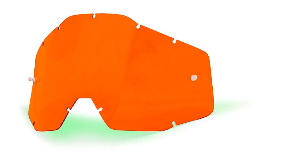 51006-022-02 RACECRAFT//ACCURI//STRATA Vented Dual Pane Lens Anti-Fog-Blue Mirror, Free Size 100/% Unisex-Adult Speedlab