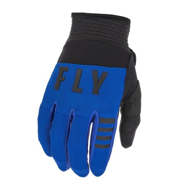 子供用 MXグローブ 信用 FLY 格安 22 F-16 正規輸入品 ブラック ブルー モトクロス WESTWOODMX