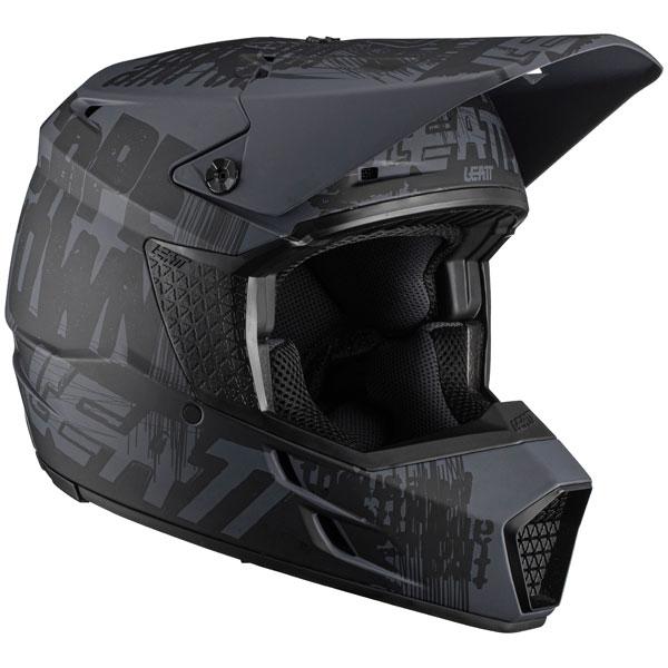 リアット MOTO 3.5 SG ヘルメット 100% ACCURI2 ゴーグル のお得セット WESTWOODMX ゴースト お得セット LEATT 定番 初売り オフロード PSC規格 MFJ公認 正規輸入品 日本専用設計