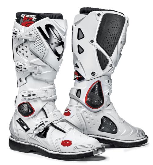 SIDI [シディ] ブーツ CROSS FIRE 2 [クロスファイア2]ホワイト/ホワイト