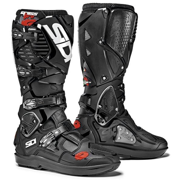 SIDI [シディ] ブーツ CROSS FIRE 3 SRS [クロスファイア3 SRS] ブラック/ブラック