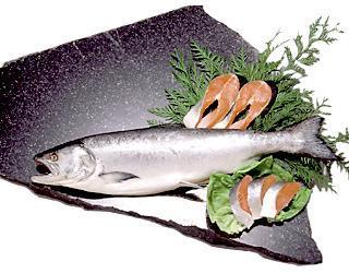 流行 丁寧に塩をもみ込んだ ちょうどいい塩加減が美味な塩紅鮭です 焼いたらそのまま美味しくいただけます 特選カナディアンギフトです 頭付き 高級な 塩紅鮭 カナダ産 約2.0kg