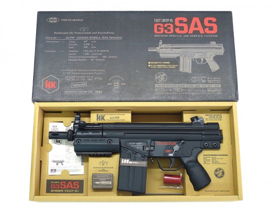 [東京マルイ] G3 SAS/[新品]/新品です。/電動ガン