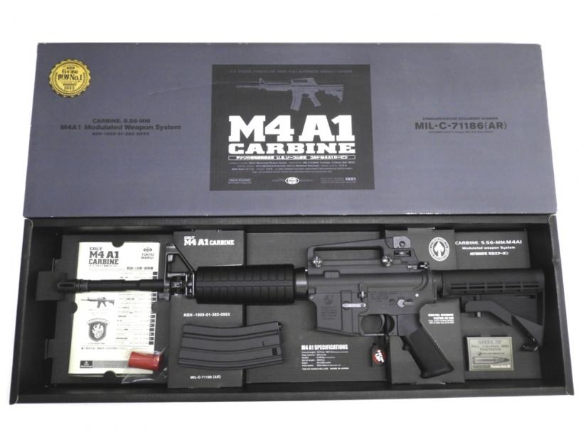 [東京マルイ] M4A1カービン/[中古] ランクB/欠品なし/電動ガン