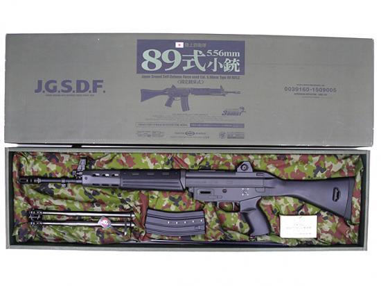 [東京マルイ] 89式小銃 固定銃床式/[未使用] ランクAA/欠品なし/電動ガン