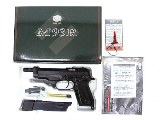 [KSC] M93R-C セカンドバージョン ABS/[新品]/新品です。/ガスガン