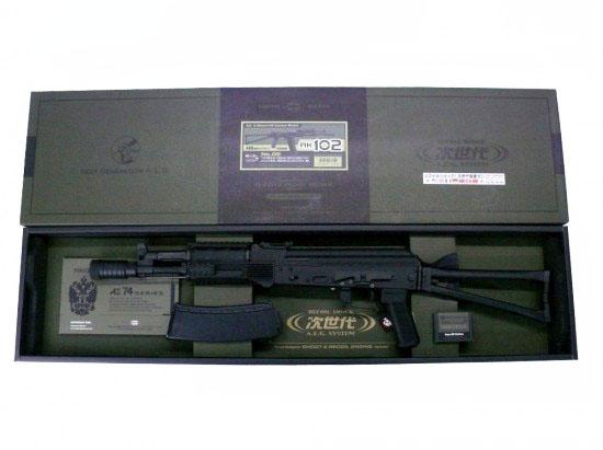 [東京マルイ] AK102 次世代電動ガン/[中古] ランクA/欠品なし/電動ガン