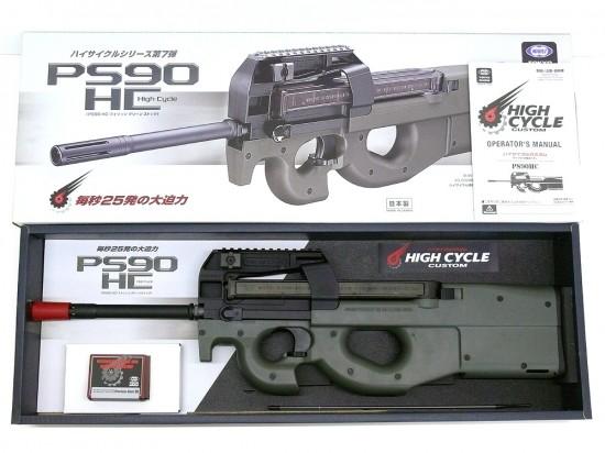 [東京マルイ] PS90 HC ハイサイクル/[新品]/新品です。/電動ガン
