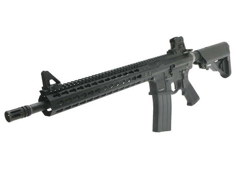 [KSC] Mega MKM AR15/[中古] ランクA/欠品なし/ガスガン