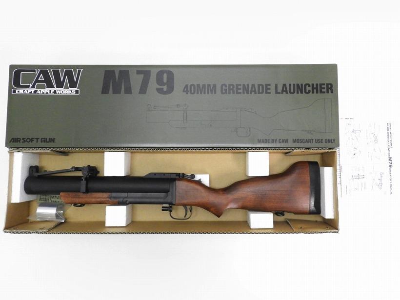 [CAW] M79 ウッドストック グレネードランチャー/[新品]/新品です。/ガスガン