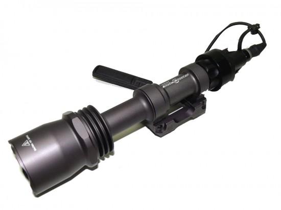 [SUREFIRE] M961XM07 9Vタクティカルライト 7インチ 廃版/[中古] ランクA/欠品なし/スコープ・ライトなど