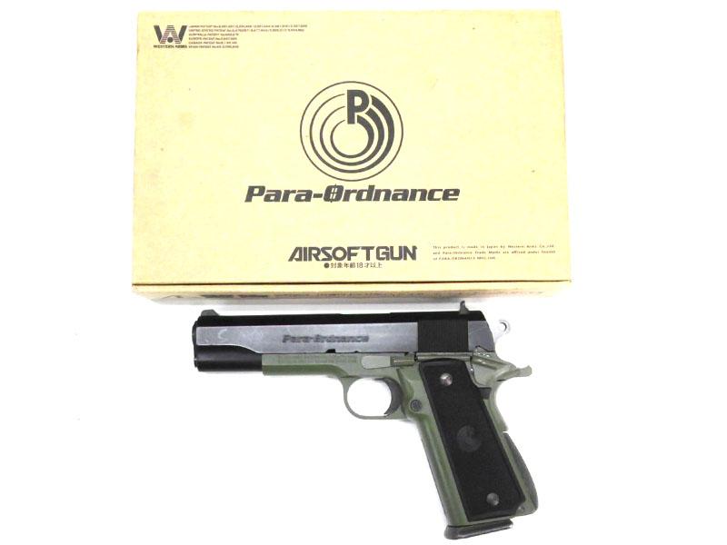 [WA] パラオーディナンス P14・45  2トーン/[中古] ランクA/欠品なし/ガスガン