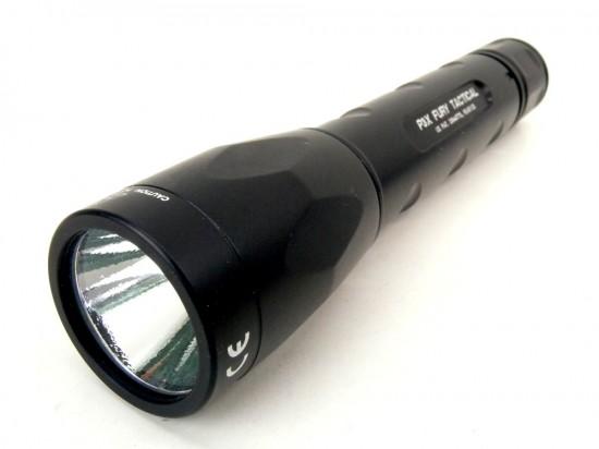 [SUREFIRE] P3X-A FURY TACTICAL / タクティカル LEDフラッシュライト/[中古] ランクA/本体のみ/スコープ・ライトなど