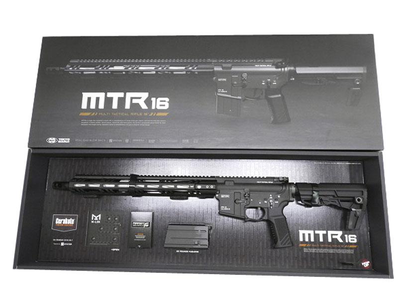 [東京マルイ] MTR16 [東京マルイ] リアルガスブローバック マルチタクティカルライフル MTR16/[新品]/新品です。/ガスガン, ルナサンドウェブショップ:51e7275f --- jphupkens.be