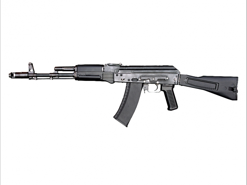 [KSC] AK74M ERG/[中古] ランクA/欠品なし/電動ガン