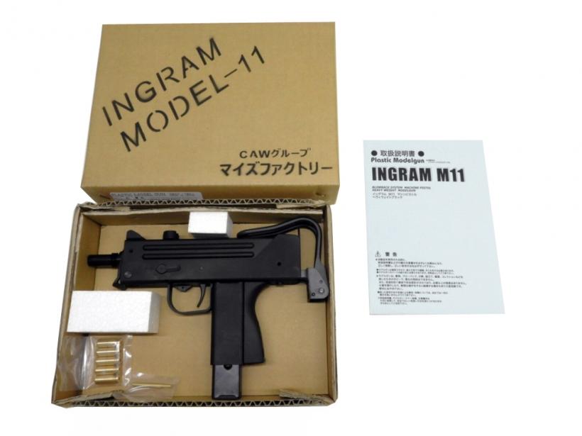 [CAW] MGCリバイバル イングラムM11/[新品]/新品です。/モデルガン