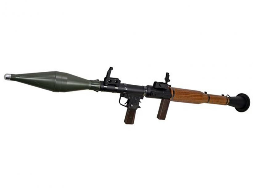 [ARROW DYNAMIC] RPG-7 ガスランチャー AD-LQ003/[新品]/新品です。/ガスガン