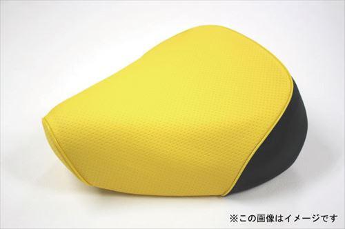 【エントリーで+P5倍】PCX125【初期/EPSエンジン】【エンボスイエロー/黄色パイピング】【張替】 グロンドマン国産シートカバー GH213HC250P100