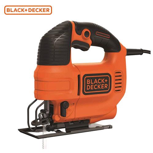 ブラックアンドデッカー(黒&DECKER) コンパクト・オービタルジグソー KS701PE-JP 電動工具 電動ジグソー 4536178698009ブラック&デッカー 黒+DECKER