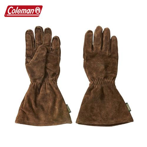 DIY工具からアウトドアブランド用品など多数商品取り扱い Coleman コールマン グローブ 170-9506 手袋 即納最大半額 軍手CM ソリッドレザーグリルグローブII 日本メーカー新品