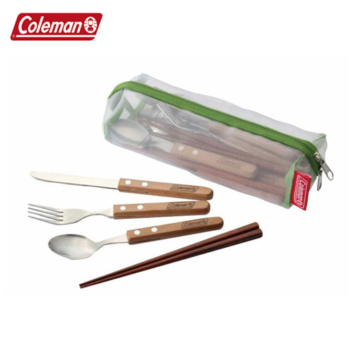 Coleman[コールマン] カトラリーセット 食器セットCM 2000015599 カトラリーセットIV