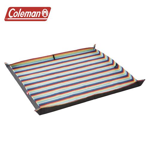 DIY工具からアウトドアブランド用品など多数商品取り扱い コールマン Coleman 本物 レジャーシートデラックス 訳あり品送料無料 2000036156 サンセット ピクニックシート
