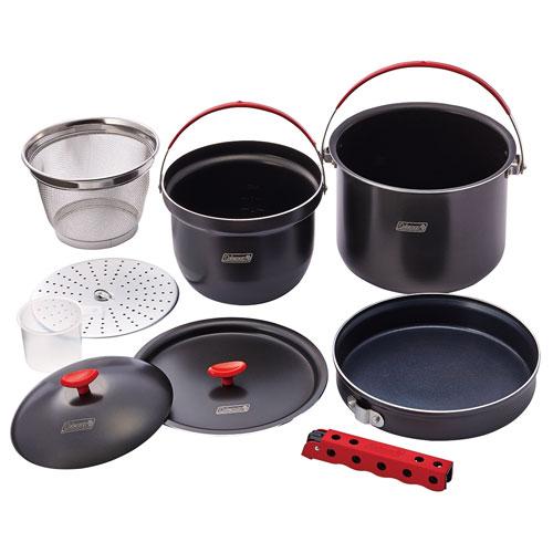Coleman[コールマン]アルミクッカーコンボ 2000026764 食器 クッカー 調理器具 アウトドア用 キャンプ用