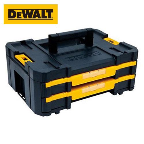 DEWALT デウォルト TSTAK ティースタック 2段チェスト DWST17804