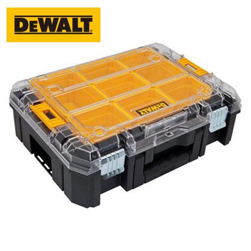 DEWALT デウォルト TSTAK V Organizer with Clear Lid ティースタック オーガナイザー DWST17805