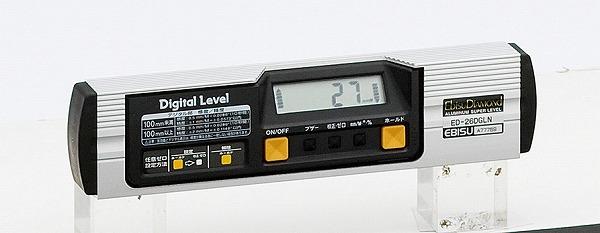 【SS】エビスED-26DGLNデジタルレベル