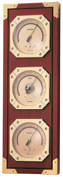 EMPEX BM-751 ウェザーマスター気象計 掛用 〔エンペックス気象計〕