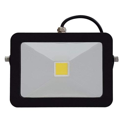 【富士倉】フラット投光器30W AS-030 ライト 作業用ライト 照明 現場照明