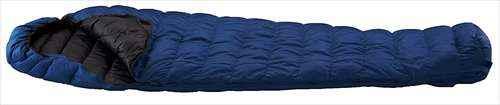 [イスカ/ISUKA]寝袋 シュラフ タトパニ X ネイビーブルー 146821 [最低使用温度2度]