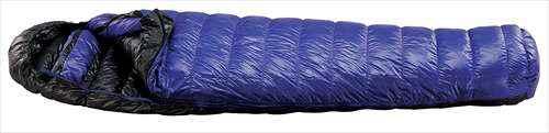 [イスカ/ISUKA]寝袋 シュラフ エア 450X ショート ロイヤルブルー 148812 [最低使用温度-6度]