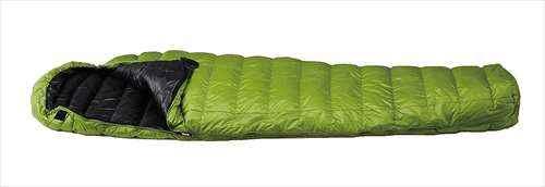 [イスカ/ISUKA]寝袋 シュラフ エア 300SL グリーン 149102