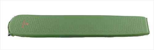 [イスカ/ISUKA]アウトドア用寝具 寝袋 コンフィライトマットレス 165 グリーン 203702