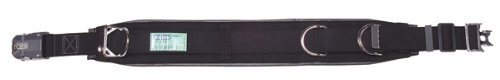 【SS】デンサン 柱上安全帯用ベルト ワンタッチタイプ DB-98DS-BK