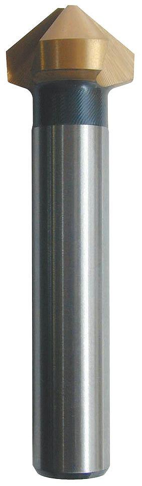 PRC-G100165 カウンターシンク 100°16.5 TIN カウンターシンク100°TiN3枚刃[HSS][喜一工具]