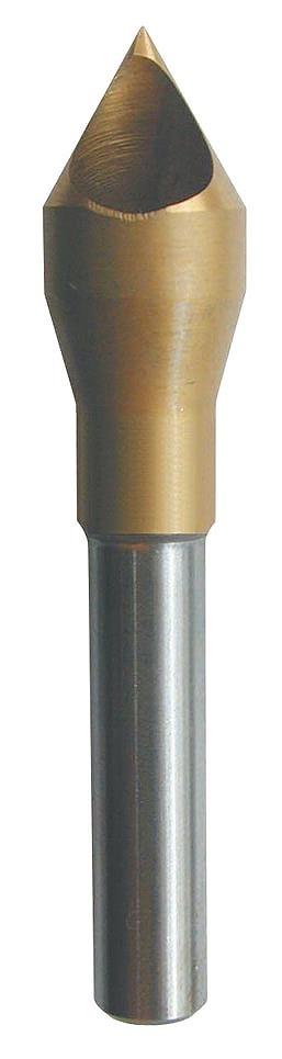 PRC-G60140H アナアキカウンターシンク 60°14.0 TIN カウンターシンク60°TiN穴付き[HSS][喜一工具]