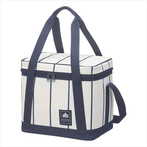 ロゴス(LOGOS) バッグ クーラーボックス デザインクーラー25 [10mm断熱] [ピンストライプ] 81670703