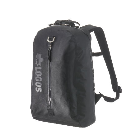 ロゴス LOGOS SPLASH mobi ザック25 (ブラックカモ) 88200166 リュックサック バックパック 鞄 かばん カバン WHATNOT