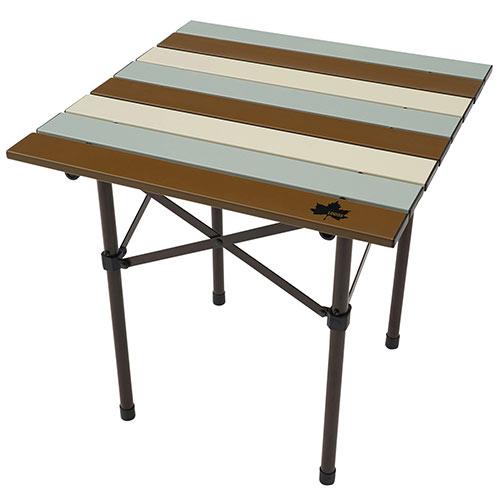 ロゴス LOGOS LOGOS Life ロールサイドテーブル(ヴィンテージ) 73185013 4981325528461