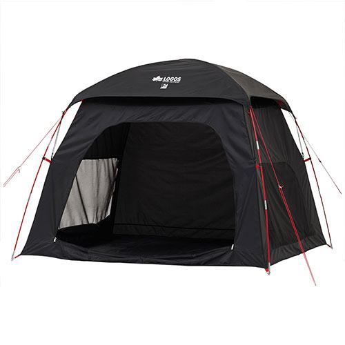 ロゴス LOGOS Black UV スクリーンシェードM-AI 71809032 4981325529147 シェード テント テントシェード
