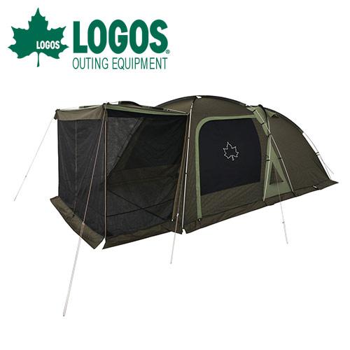 ロゴス(LOGOS) テント neos 3ルームドゥーブル XL-BJ 71805549 4981325532260