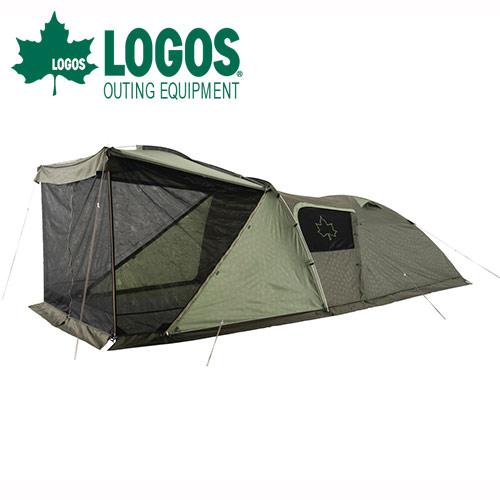 ロゴス LOGOS テント neos PANELダブルリビングドーム XL-BJ 71805550 4981325532277 WHATNOT