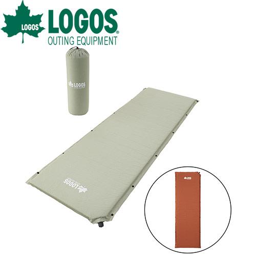 ロゴス(LOGOS) (高密弾力)55セルフインフレートマット・SOLO 72884170 4981325531263