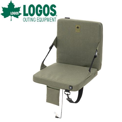 ロゴス(LOGOS) LOGOS ヒートユニット・背付クッションシート 84200040 4981325530983